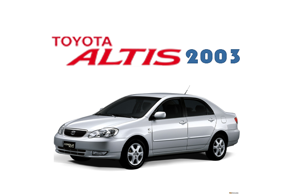 Altis 2003