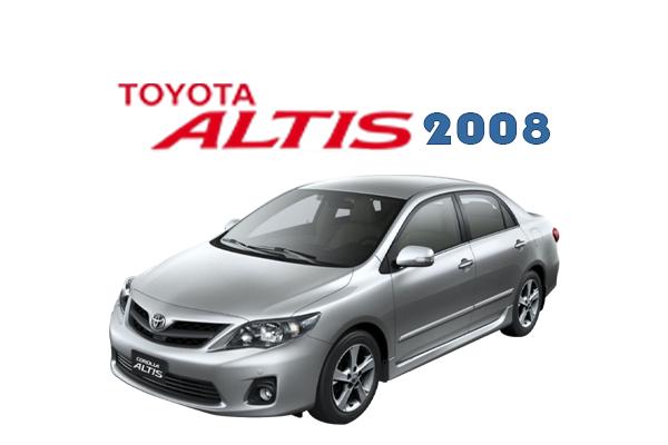 Altis 2008