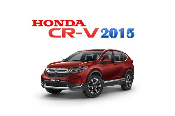 CR-V 2015