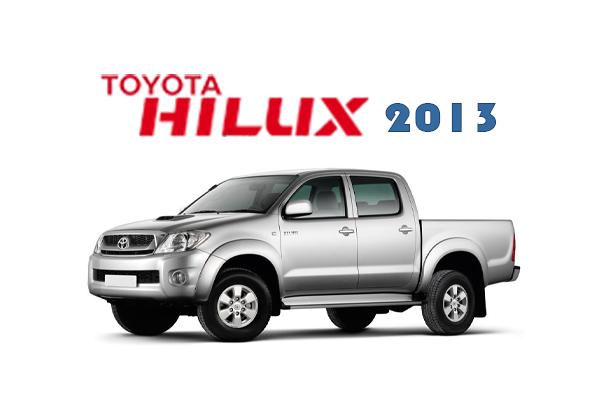 Hilux 2013