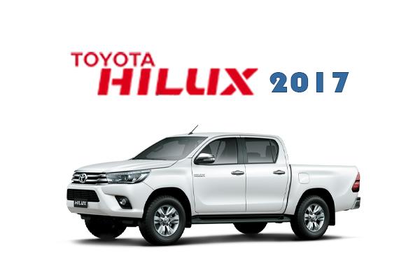 Hilux 2017