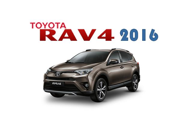 RAV4 2016