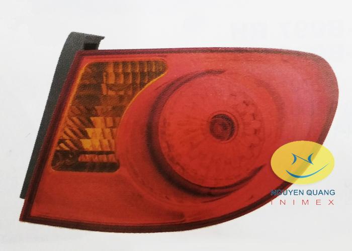 Đèn Lái Ngoài Huyndai Elantra Xe Nhập 2007-2010