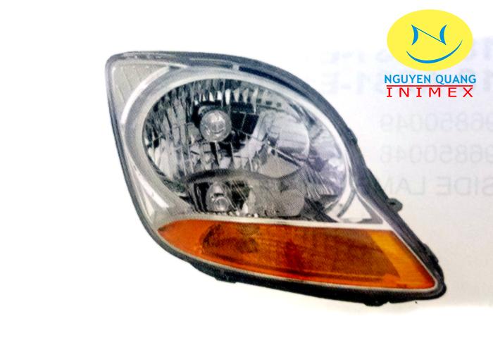 Đèn Pha Chevrolet Spark 2008-2010