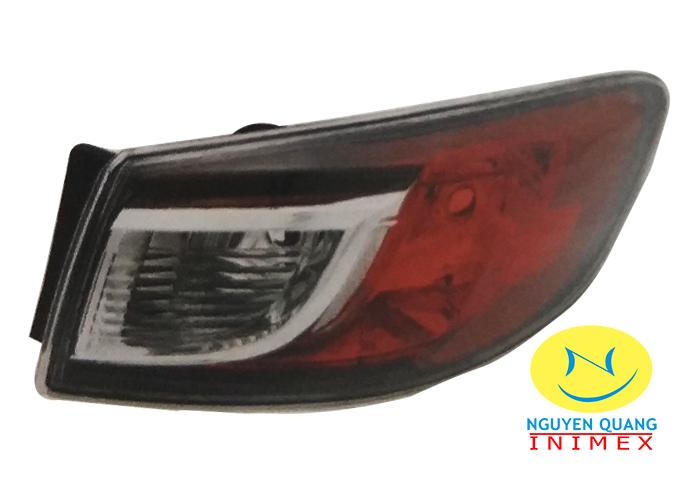 Đèn Lái Ngoài Mazda 3 2010-2012