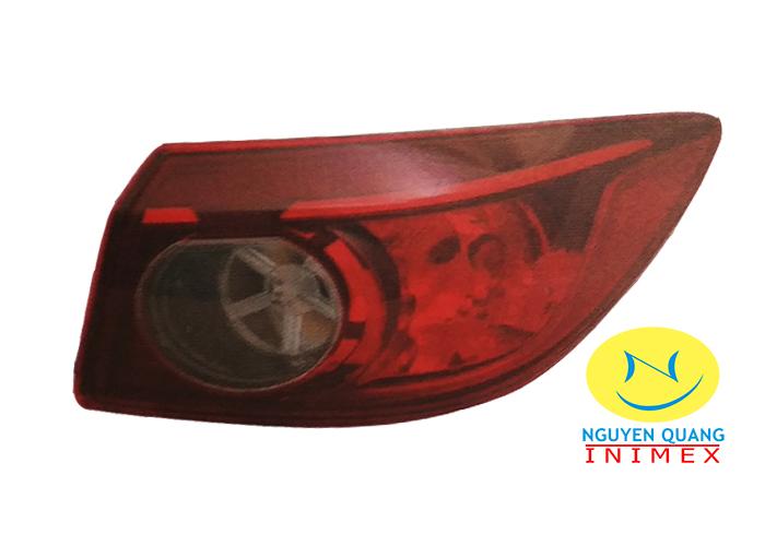 Đèn Lái Ngoài Mazda3 2014 4 Cửa