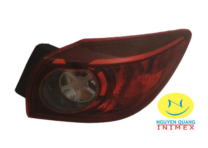 Đèn Lái Ngoài Mazda3 2014 5 Cửa