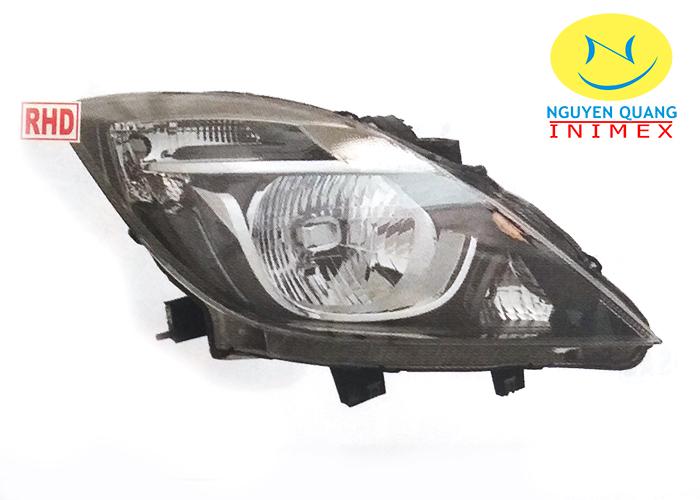 Đèn Pha Mazda BT50 2015