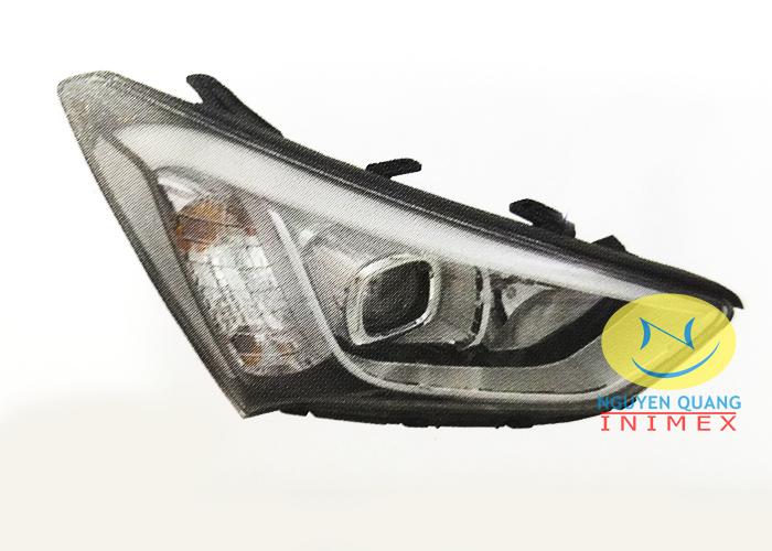 Đèn Pha Hyundai Santafe 2014