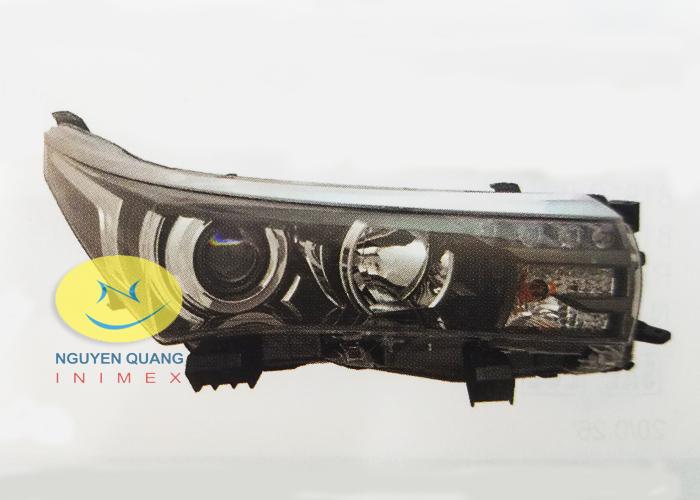 Đèn Pha Toyota Corolla Altis 2016