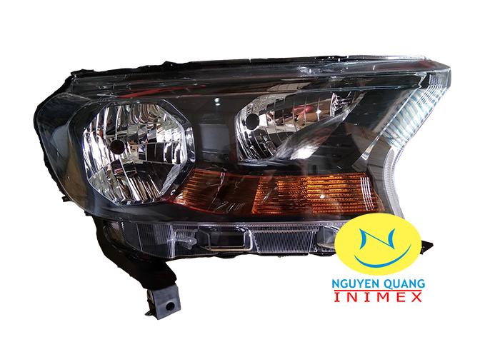 Đèn Pha Ford Ranger 2015