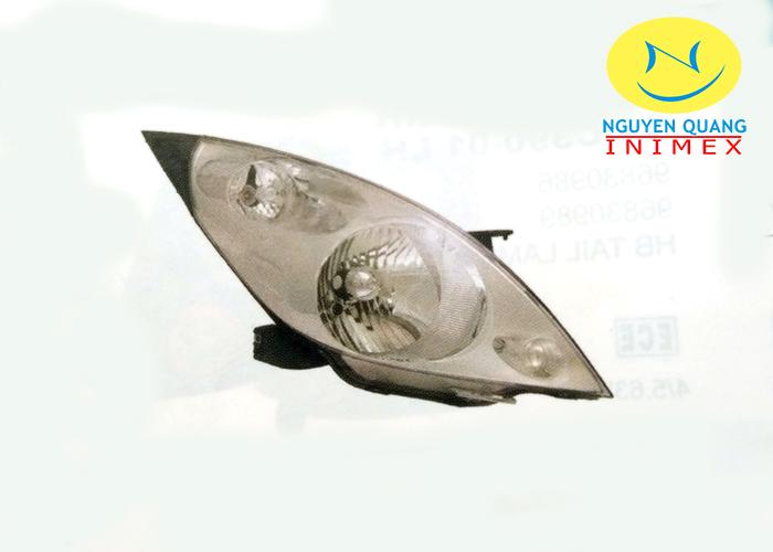 Đèn Pha Chevrolet Spark 2010-2012