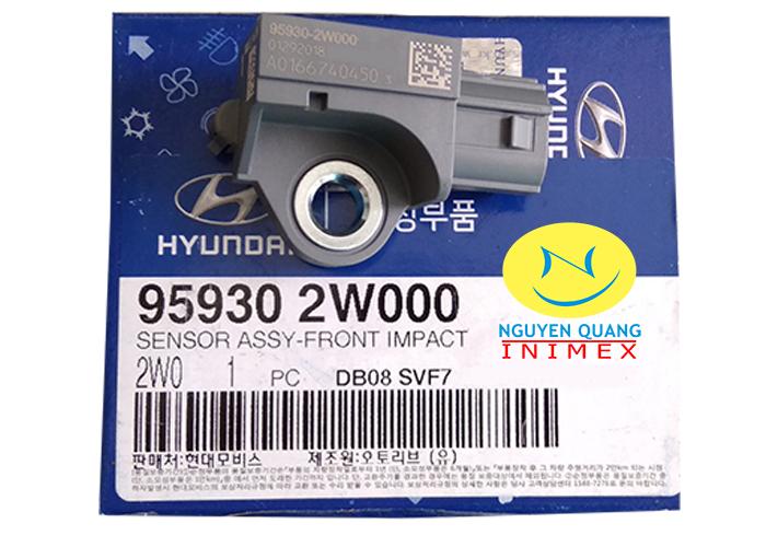 Cảm Biến Va Chạm Trước Hyundai Santafe 2012