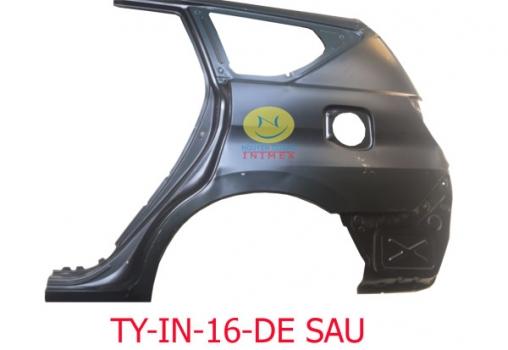Dè Sau Toyota Innova 2016
