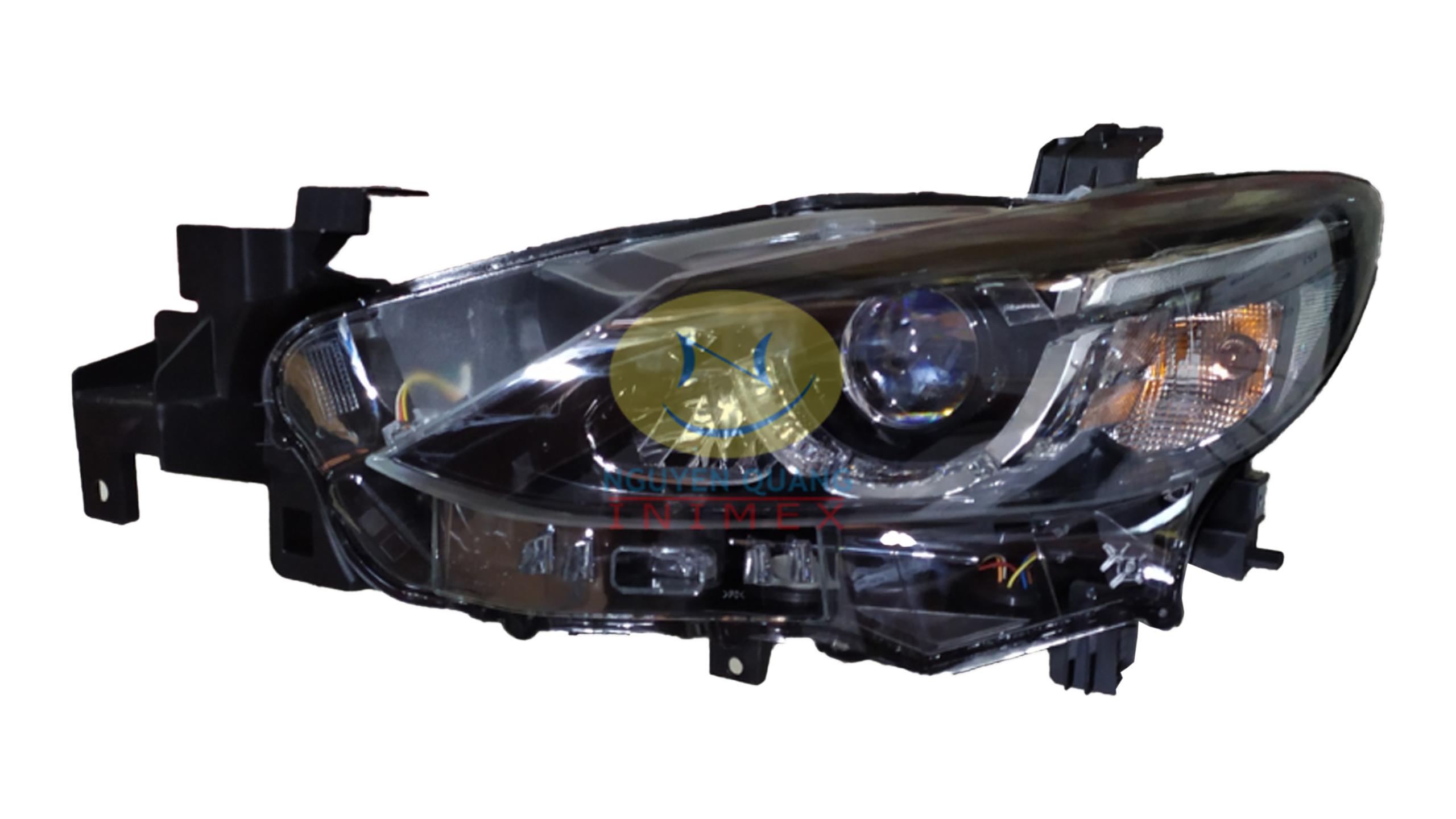 Đèn Pha Mazda 6 2016