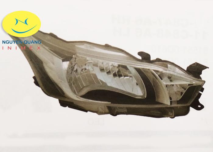 Đèn Pha Toyota Yaris 2014-2016 5 Cửa